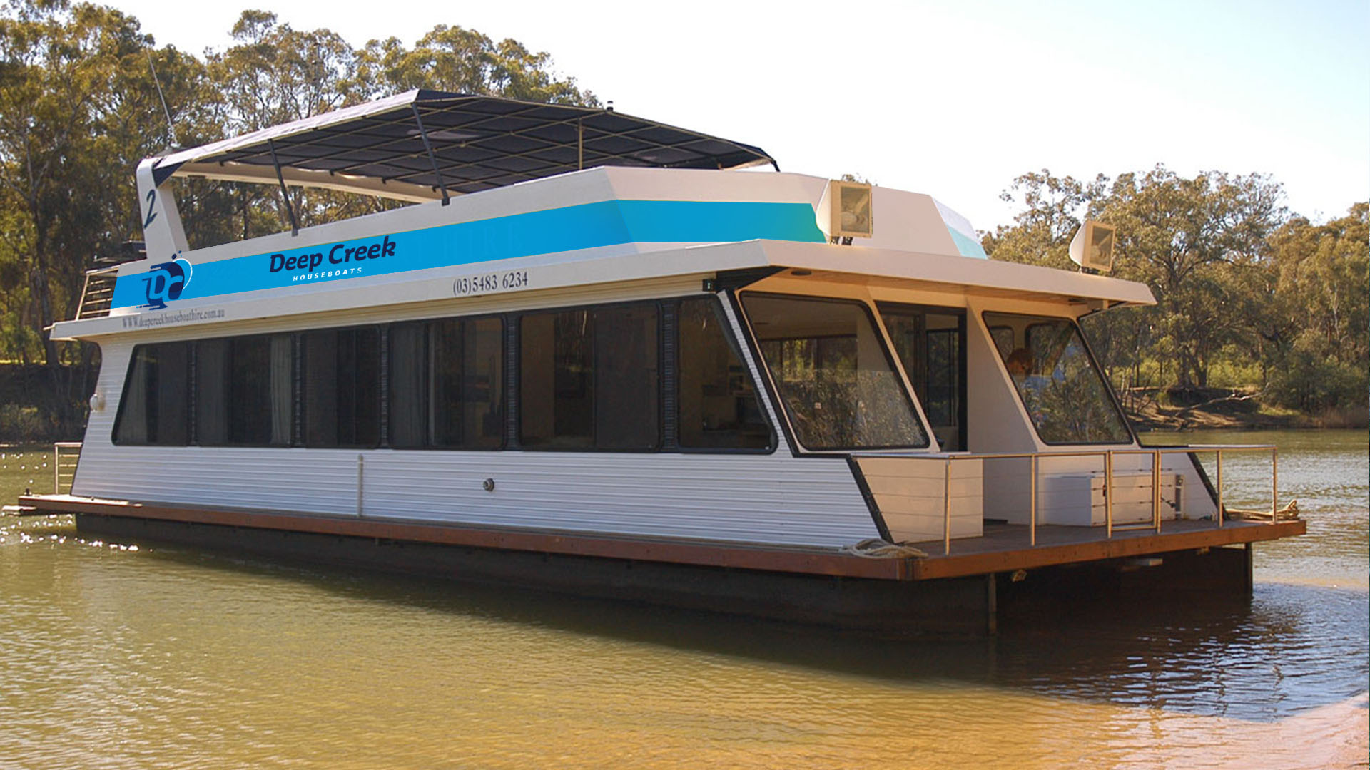 Deep Creek Houseboats
